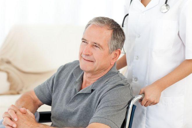 Пациент с панкреатитом