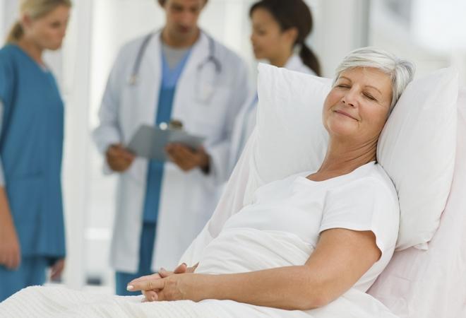 Обследование больного в стационаре