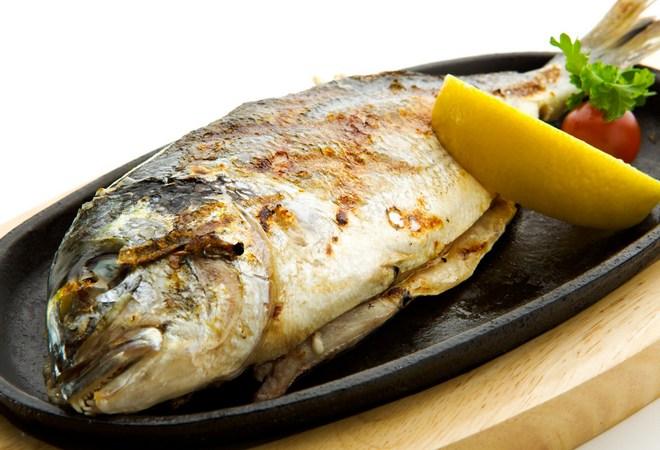 Рыба и поджелудочная железа