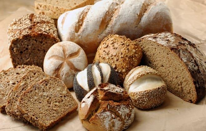 Хлебные изделия при гастрите