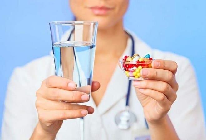 Лекарства при обострении