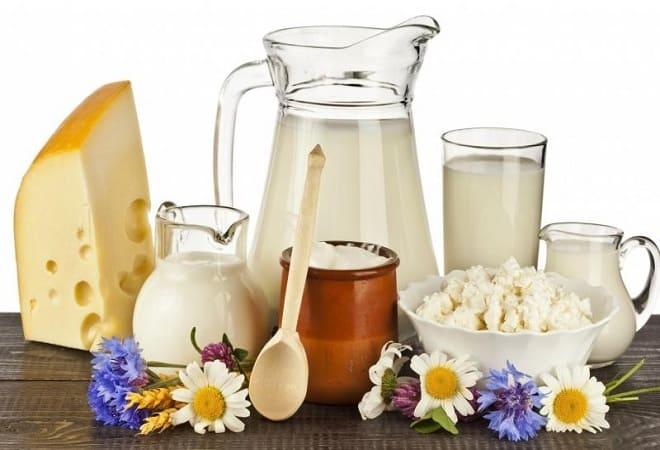 Молочные продукты и гастрит