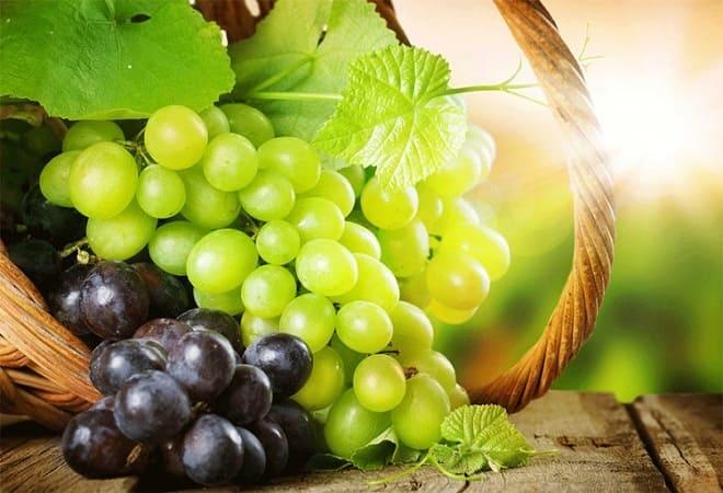 Виноград при гастрите