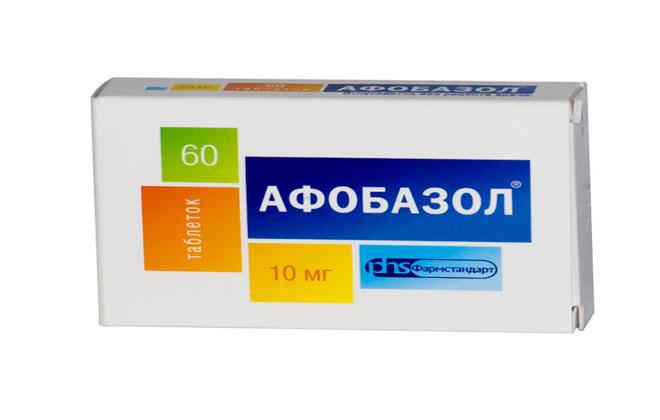 Афобазол препарат