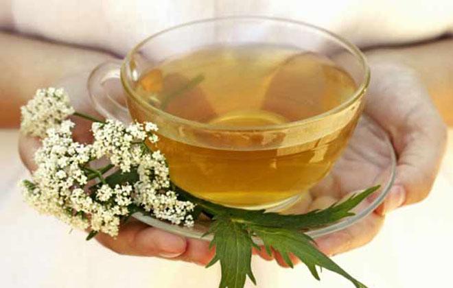 Чай из валерианы