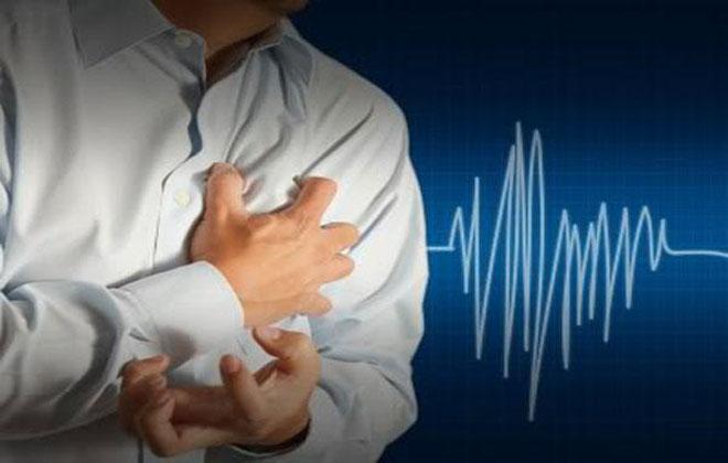 Экстрасистолия при дистонии
