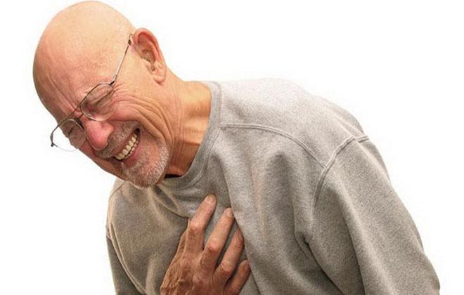 Инфаркт у мужчины