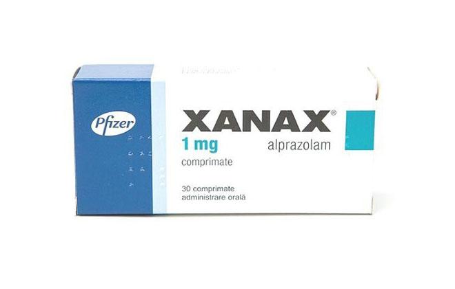 Ксанакс препарат