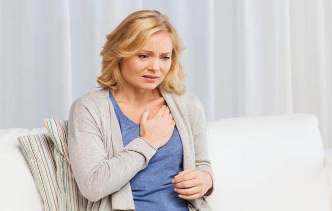 Микроинфаркт у женского пола