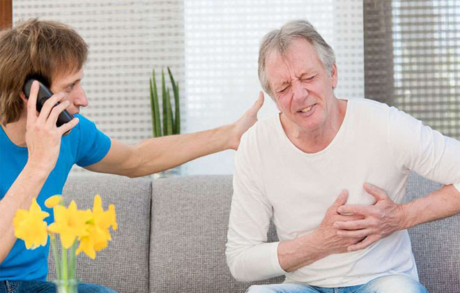 Сердечный приступ повторный