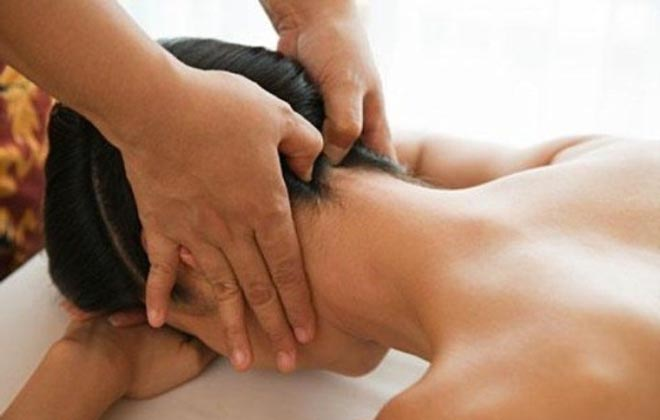 Тибетский точечный массаж