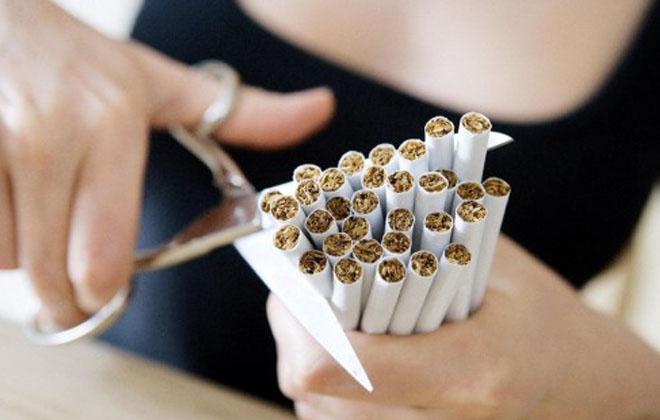 Влияние курения при всд