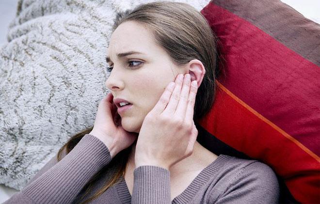 Чувство заложенности в ушах