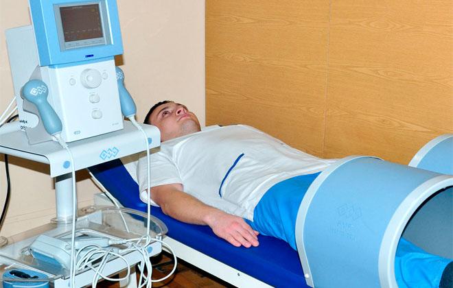 Физиотерапевтические процедуры