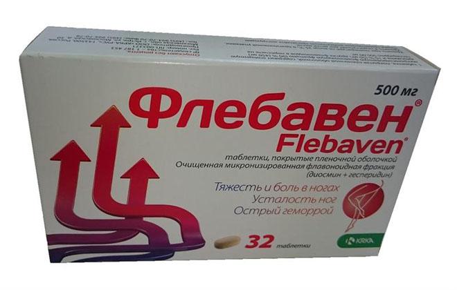 Флебавен препарат