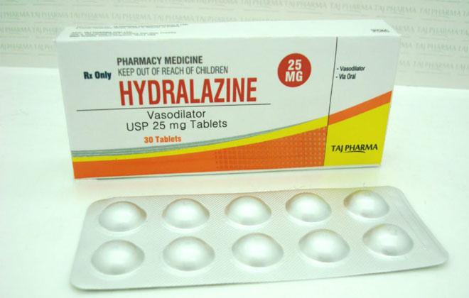 Гидралазин лекарство