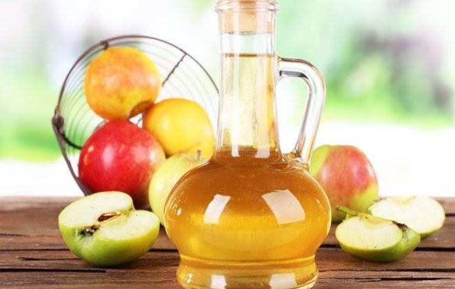 Готовить яблочный уксус
