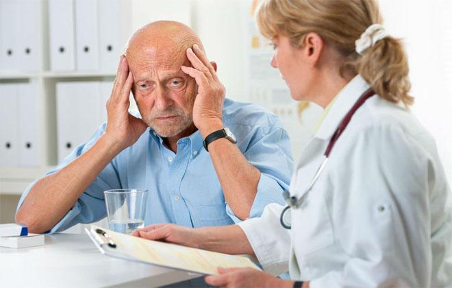 Инсульт в голове