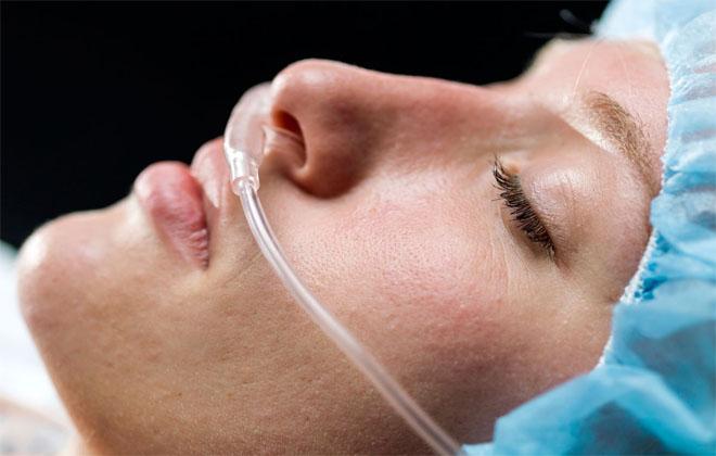 Кома при геморрагическом инсульте