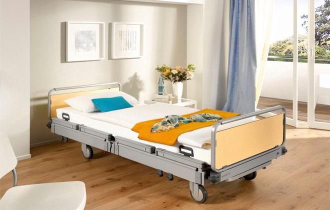 Комната дома для больного