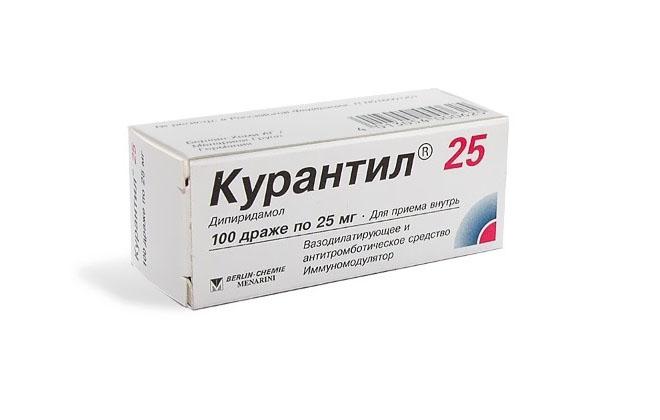 Курантил препарат