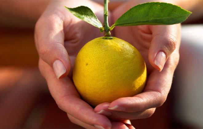 Лимон как лекарство