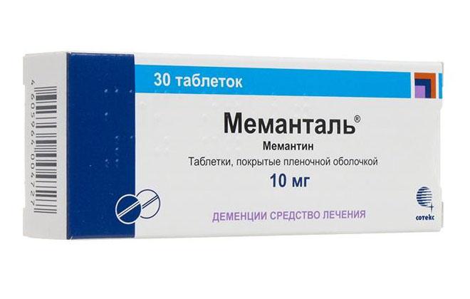 Меманталь препарат