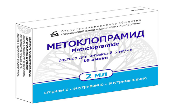 Метоклопрамид лекарство