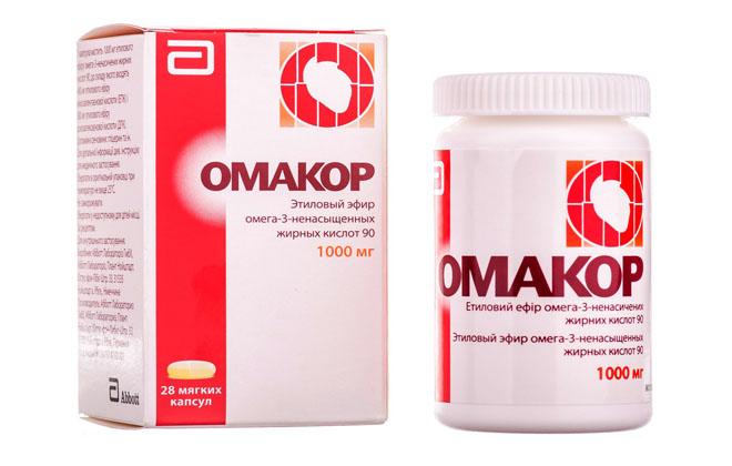 Омакор препарат