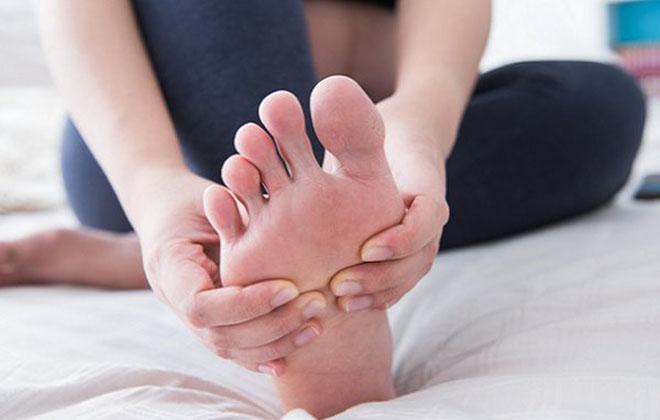 Отечность рук и ног