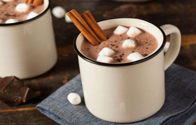 Пить какао