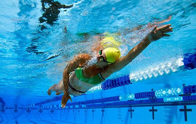 Плавание как лечение