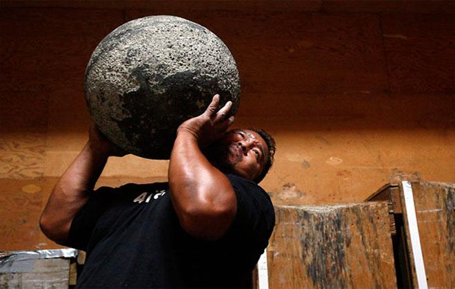 Поднятие тяжестей