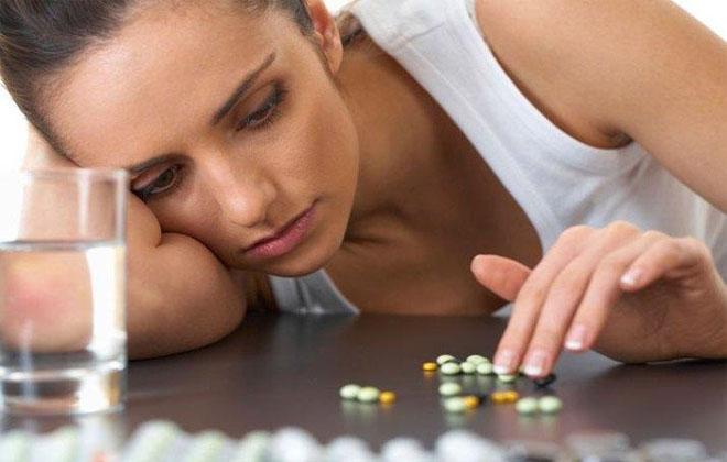 Прием гормональных лекарств