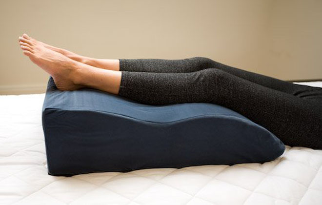 Применение подушки