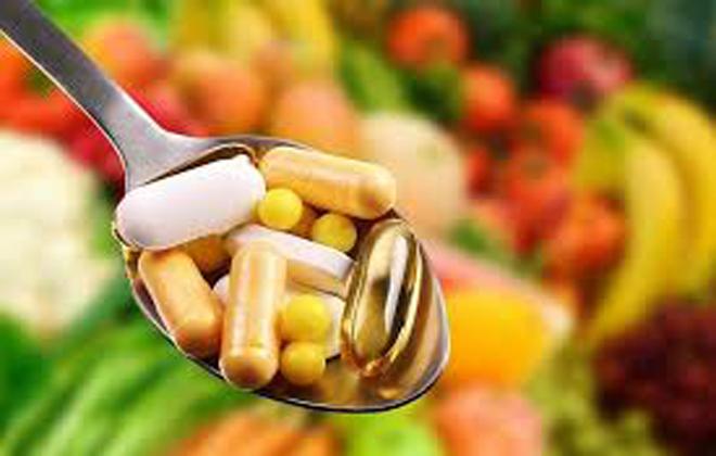 Принимать витамины