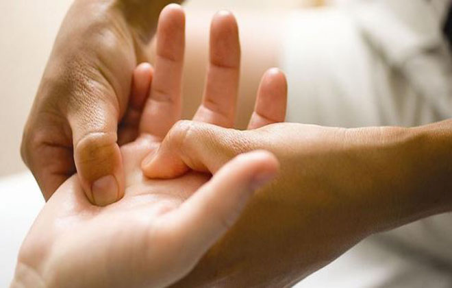 Руки после болезни