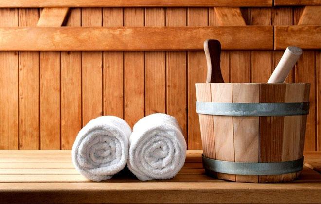 Сауны и бани