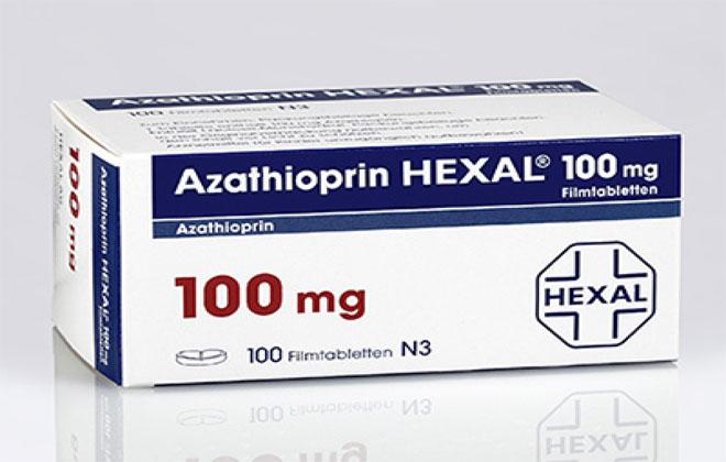 Азатиоприн препарат