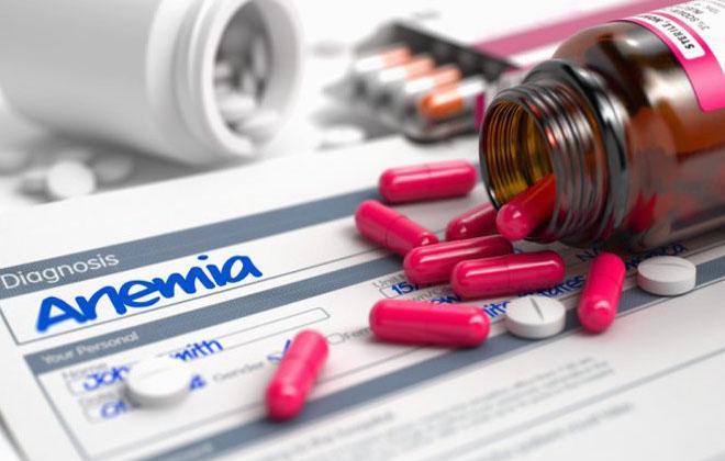 Болезнь крови анемия