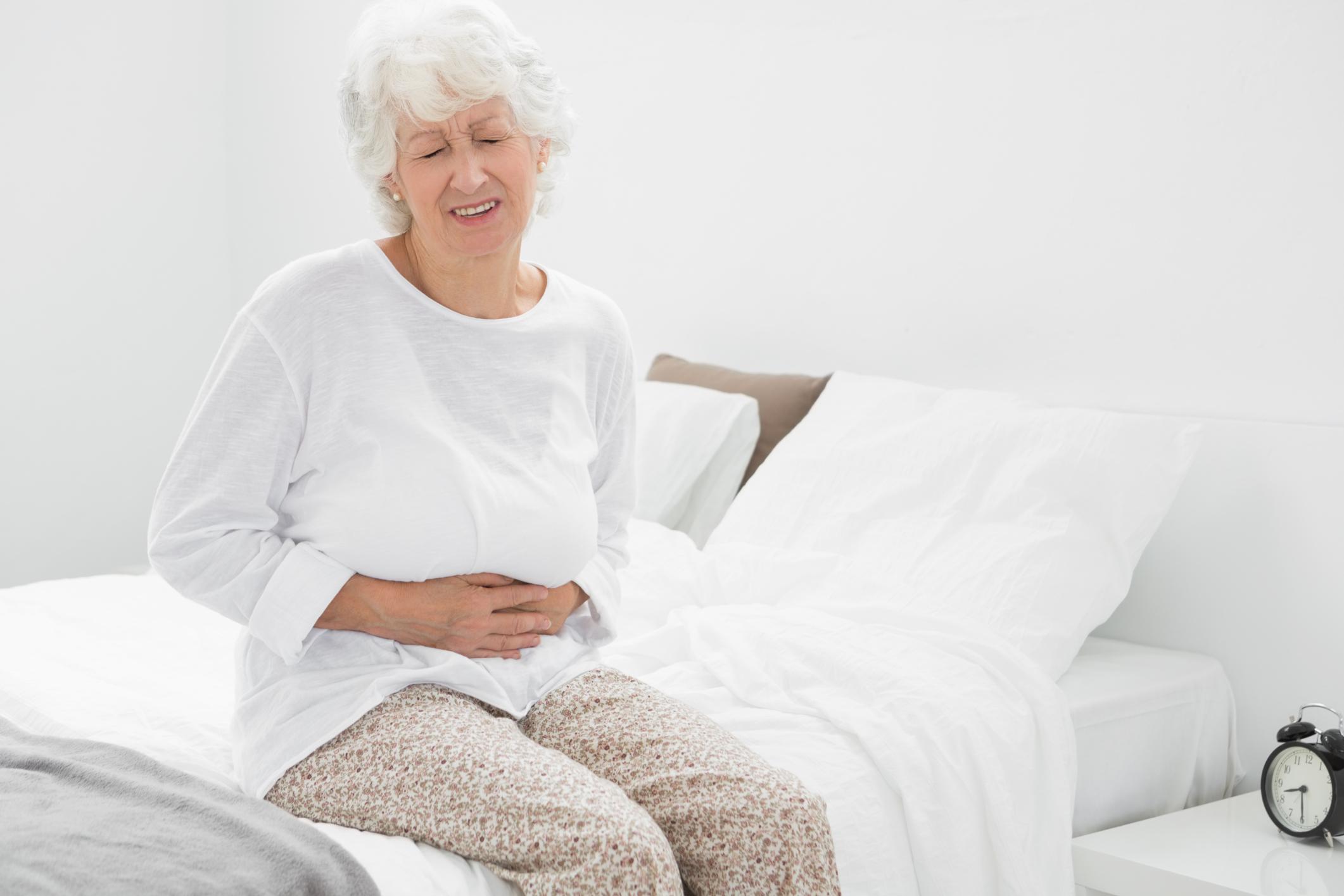 Болезненные менструации у женщины в возрасте