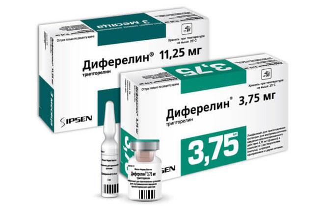 Диферелин препарат