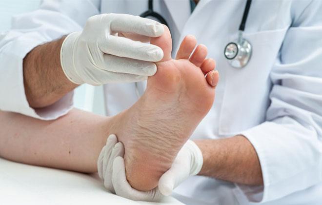 Физиотерапия ног