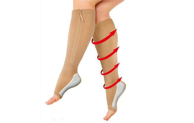 Гольфы от болезни ног