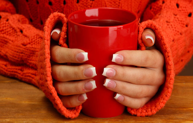 Холодные пальцы