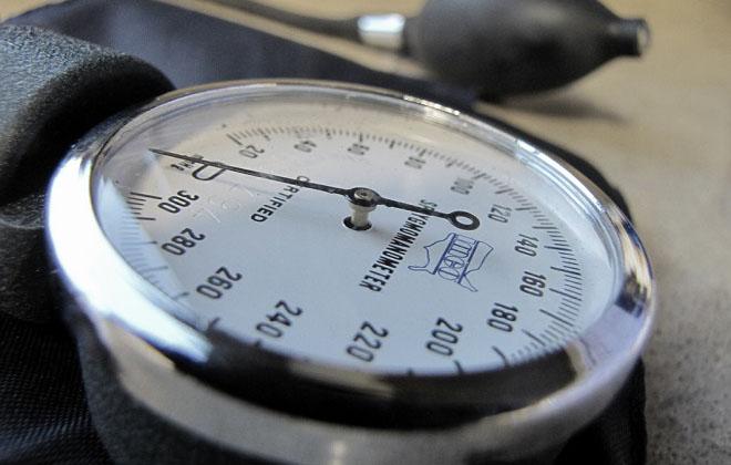 Измерение показателей давления