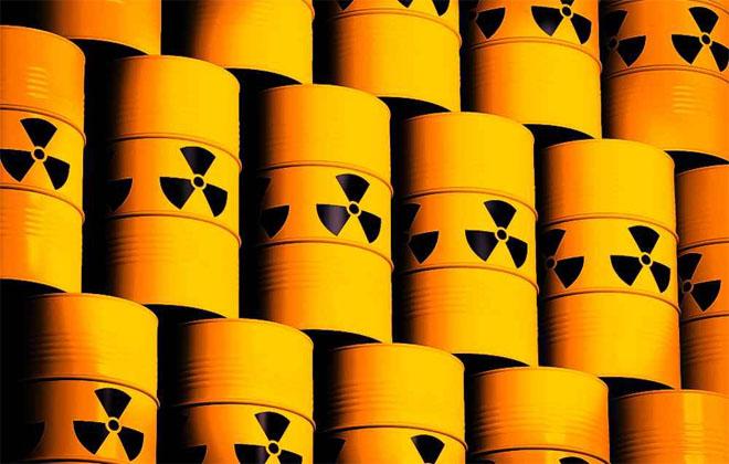 Контакт с радиоактивными веществами
