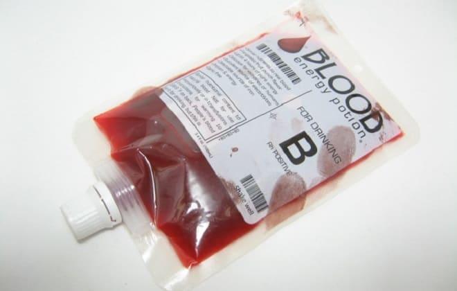 Кровь типа B