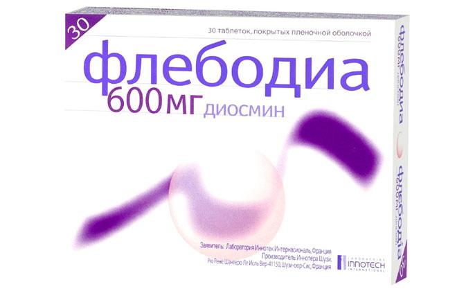 Лекарство Флебодиа