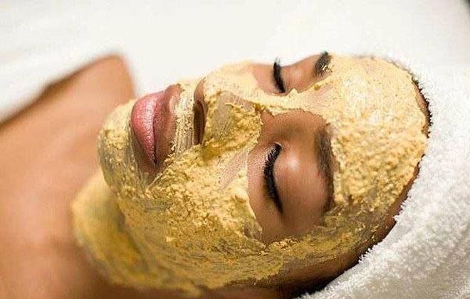 Маска из картофеля для лица